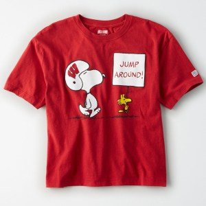 Snoopy College Football Shirts