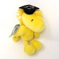 Woodstock Graduation Plush Toy