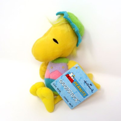 Woodstock Easter Egg Plush