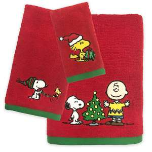 Snoopy decor from Bed, Bath & Beyond