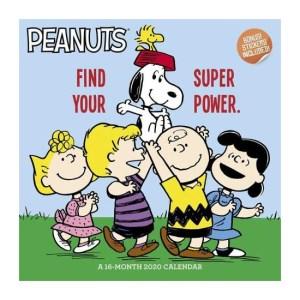 2020 Snoopy Calendar Round-up