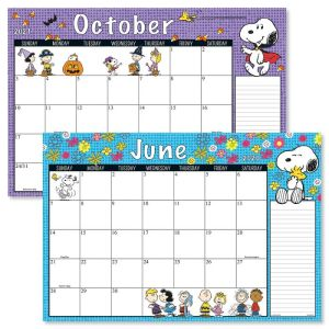 Peanuts Calendars from Current