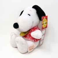 1970's Retro Snoopy Christmas Plush