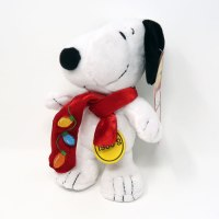 1980's Retro Snoopy Christmas Plush