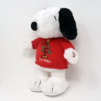 Making Spirits Bright Snoopy Light-up Musical Plush