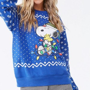 Snoopy Christmas Shirts from Forever21
