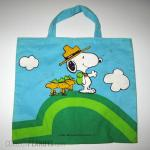 Snoopy and Beaglscouts hiking Tote Bag, Butterfly Originals