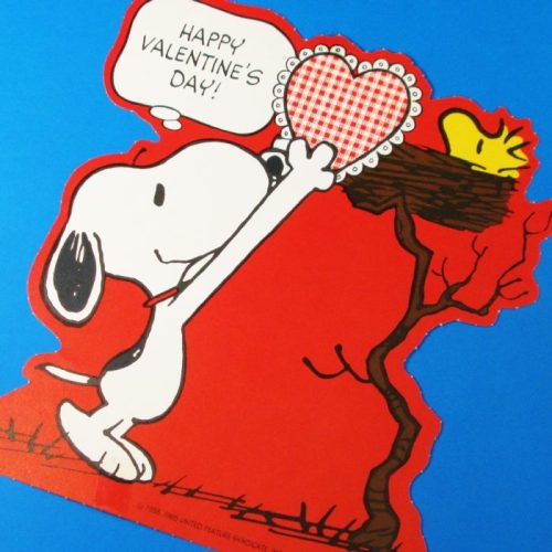 Peanuts Valentine's Day Card Exchange 2020