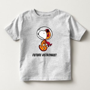 Peanuts NASA Shirts & More