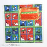 Peanuts Christmas Gift Wrap