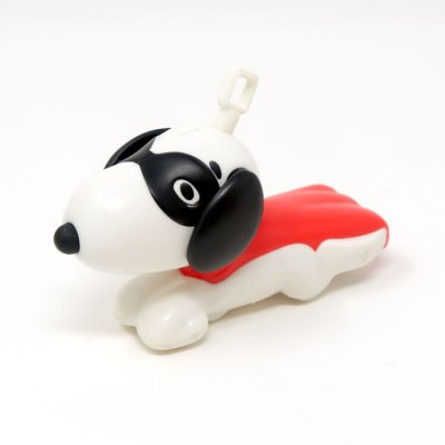 Snoopy Masked Marvel Happy Meal Toy