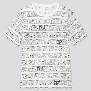 UNIQLO Peanuts 70th Anniversary Shirts