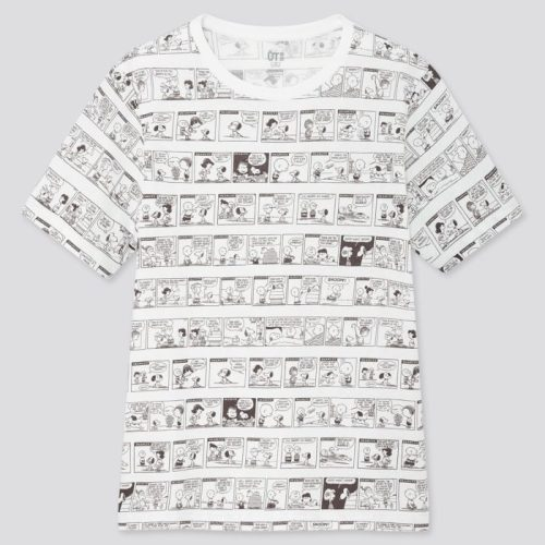 UNIQLO Peanuts 70th Anniversary Shirts