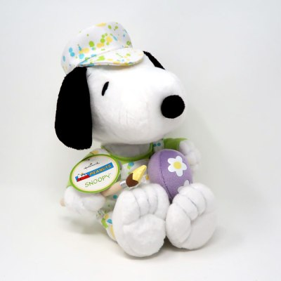 Painter Snoopy Easter Plush