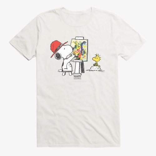 Peanuts Global Artist Collective Shirts