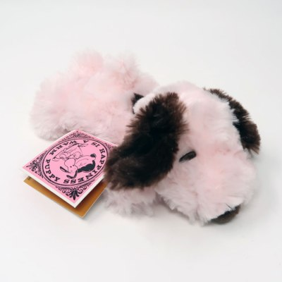 Pink Snoopy Plush Toy