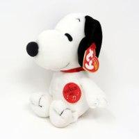 Snoopy Beanie Baby Plush Toy