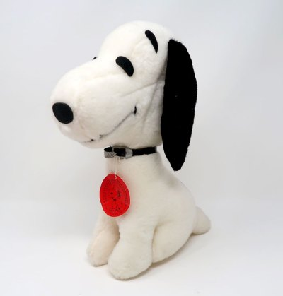 Playmate Snoopy Plush Toy