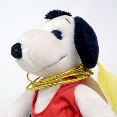 Snoopy Mr. S Plush Doll