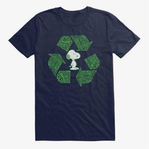 Peanuts Earth Day Shirts from BoxLunch