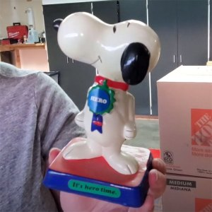 Peanuts Overload! Snoopy Collection Candid Unboxing