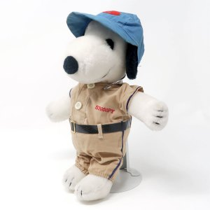 Snoopy's Wardrobe - Baseball Snoopy Outfit
