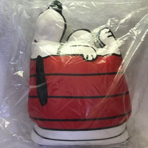 Snoopy Doghouse Pillow