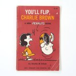 You'll Flip, Charlie Brown Book
