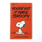 You've Got It Made, Snoopy Book
