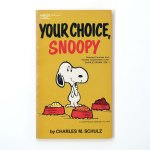 Your Choice, Snoopy Book