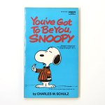 You've Got To Be You, Snoopy Book