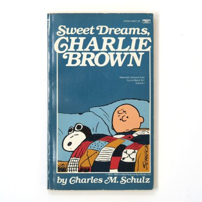 Sweet Dreams, Charlie Brown Book