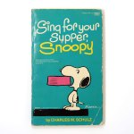 Sing for your Supper, Snoopy Book