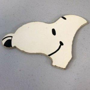 Snoopy Puzzle Piece