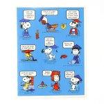 Snoopy & Friends Graduation Stickers