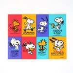Snoopy & Woodstock Fun Stickers
