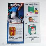 Avon Snoopy Surprise Package Ad