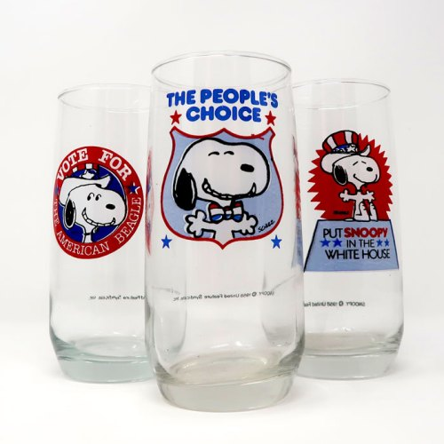 President Snoopy Collectibles