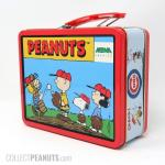 Peanuts Chicago Cubs Collectible Lunch Box