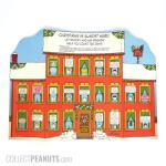 Peanuts Gang House Advent Calendar