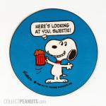 Peanuts & Snoopy Coasters