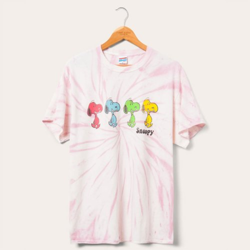 Snoopy Junk Food Clothing