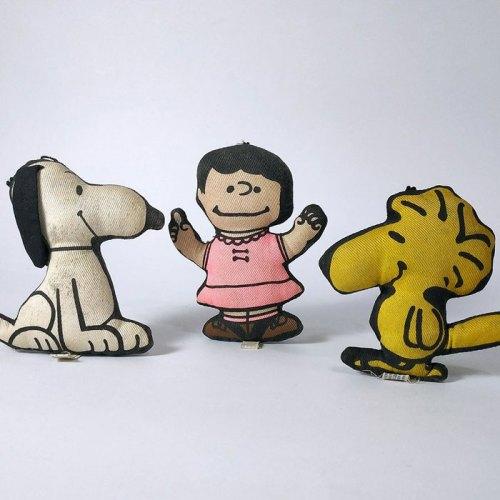 Peanuts Mascot Dolls