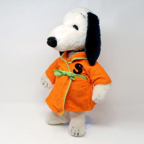 Snoopy Dress-Up Doll Bathrobe