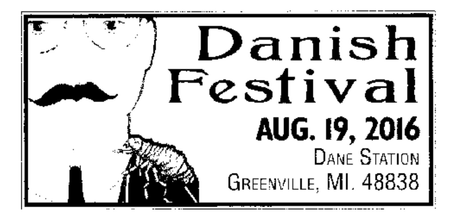 Danish Festival Greenville Michigan
