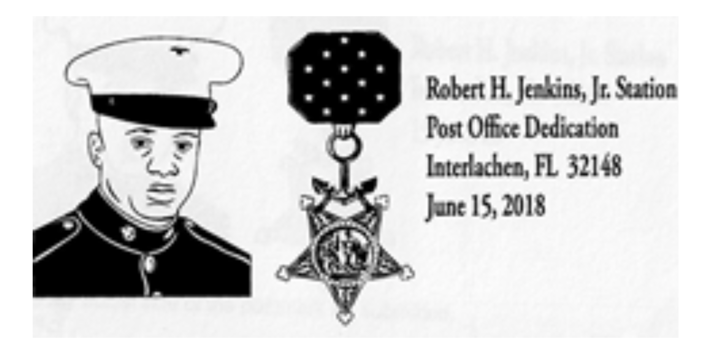 Robert H. Jenkins, Jr. Post Office Dedication, Interlachen