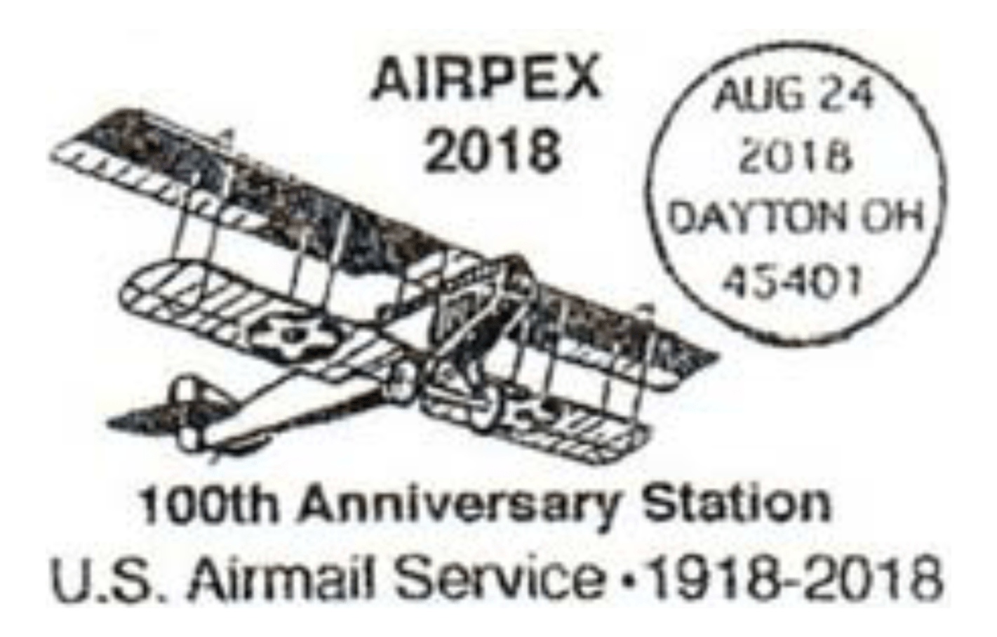 Airpex 100th Anniversary Station Dayton Ohio