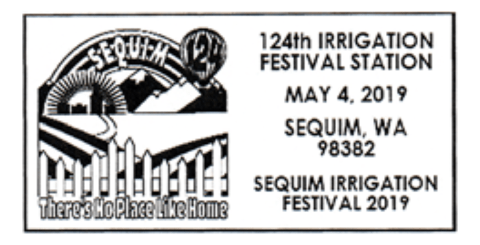 124th Irrigation Festival Station Sequim Washington