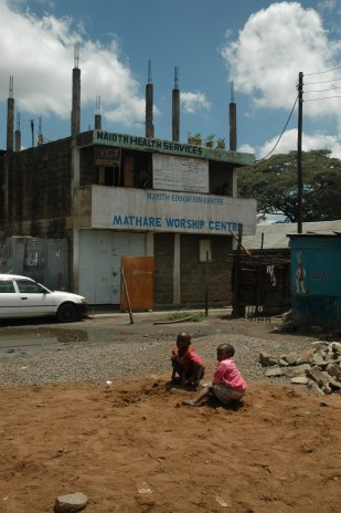 Mathare Worship Centre