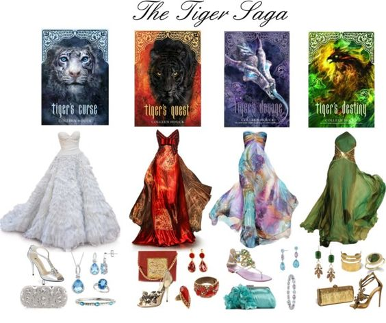 Image result for tiger's curse colleen houck